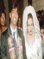 Mohammad Yousuf marriage picture