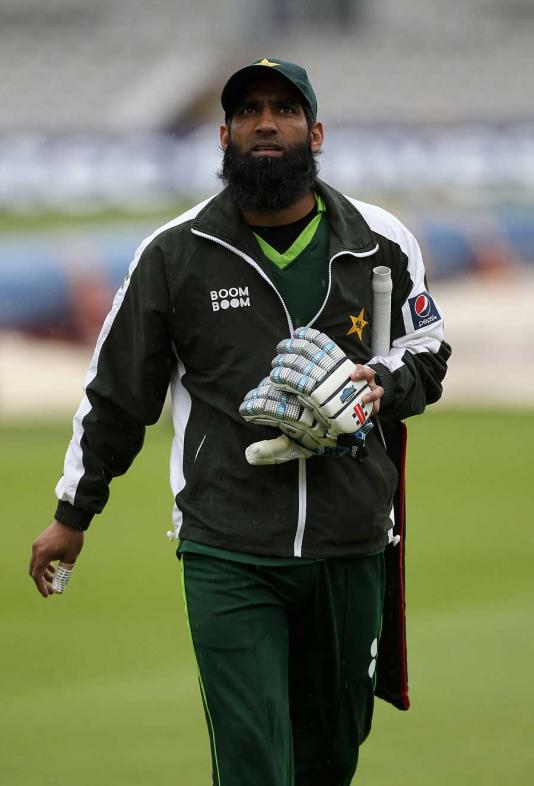Mohammad Yousuf Photo