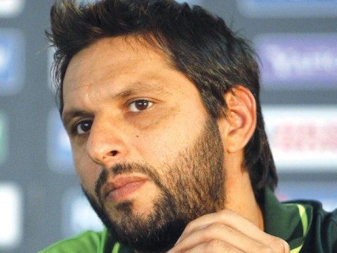 essay on my favourite personality shahid afridi