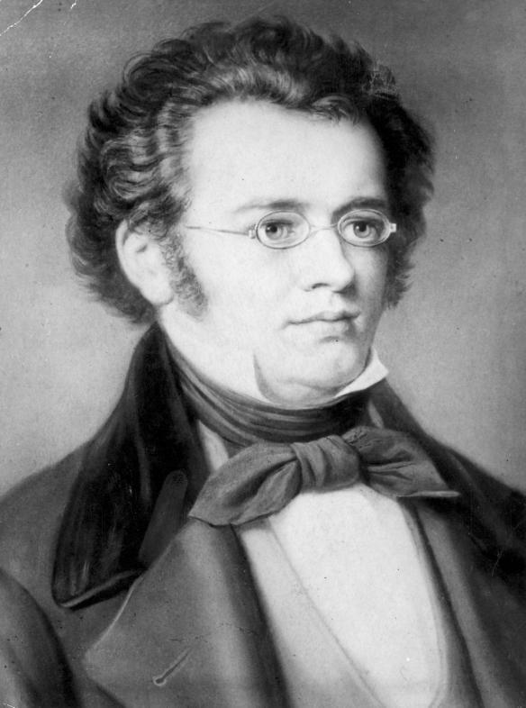 the biography of the austrian composer franz peter schubert