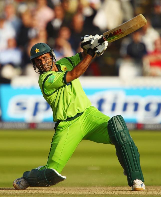 Abdul Razzaq BAtting