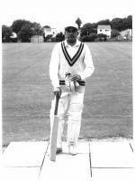 Atiq-uz-Zaman Practice match