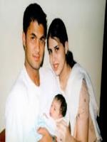 Imran Farhat Family