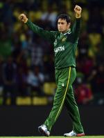 Saeed Ajmal Unique Style
