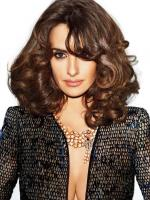 Penelope Cruz in armani prive jacket