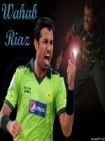 Wahab Riaz Wallpaper