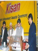 Mian Muhammad Rasheed with Kissan show