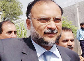 Ahsan Iqbal HD Wallpaper