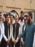 Muhammad Pervaiz Malik With Members