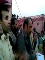 Sardar Muhammad Irfan Dogar Addressing