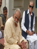 Rai Mansab Ali Khan with Rana Jamil Hassan