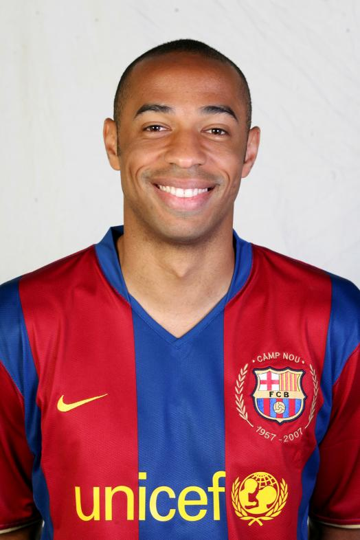 Image Result For Thierry Henry New