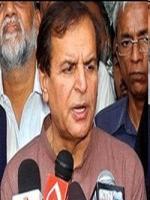 Makhdoom Javaid Hussain Hashmi answer to media