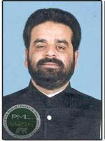 Skindar Hayyat Khan Bosan member PML(N)