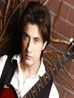 Ali Zafar with Guitar