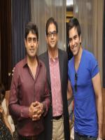 Abrar-ul-Haq With other Pakistani Actors