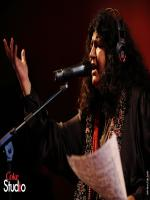 Abida Parveen at coke studio