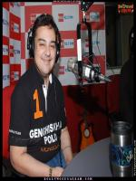Adnan Sami While singing