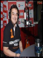 Adnan Sami While singing