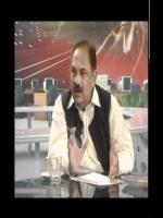 Sardar Mansab Ali Dogar in studio