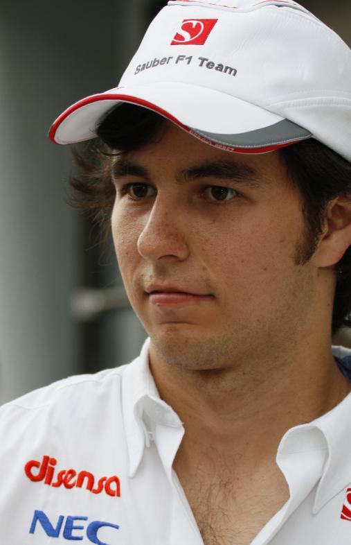 Sergio Perez Profile Biodata Updates And Latest Pictures