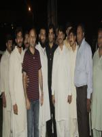 Tahir Iqbal Ch with youth