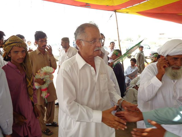 Sardar Muhammad Amjad Farooq Khan Khosa Meet Party Members