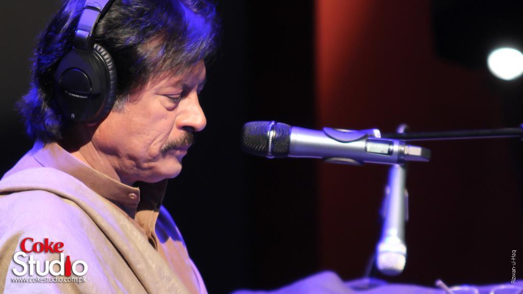 Attaullah Khan Esakhelvi While Performance