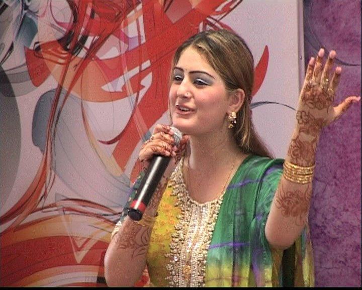 Ghazala Javed Stage Performance