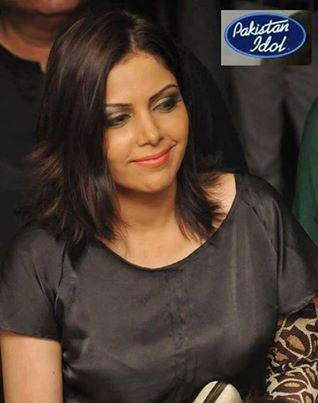 Hadiqa Kiani Judge at Pakistani Idol | Hadiqa Kiani Photos