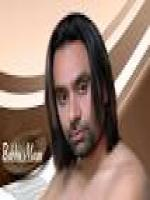 Babbu Maan with stylish Hair
