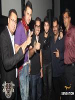 Mustafa Zahid With Friends