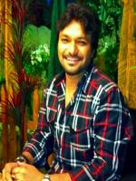 Singer Babul Supriyo in Happy Mood