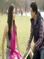 Katrina Kaif With King Khan
