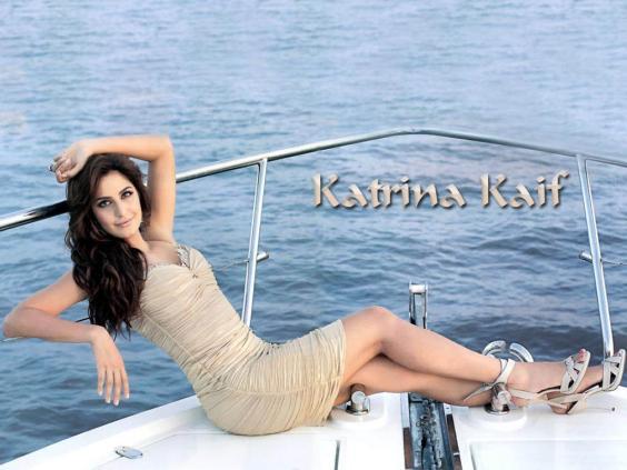 Katrina Kaif as Model