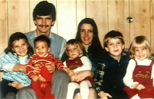 Katrina Kaif Family Pic