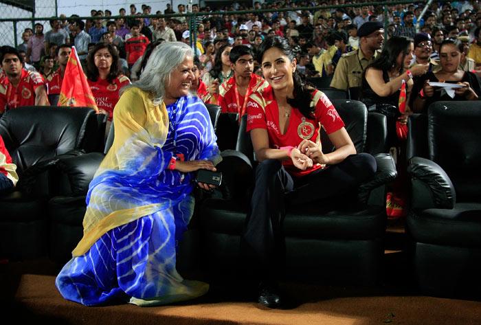 Katrina Kaif in IPL