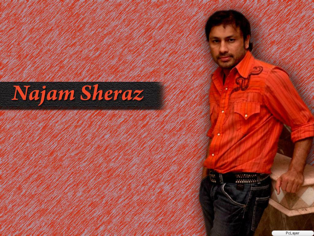 Najam Sheraz HD Wallpaper