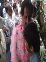 Ch.Tariq Bashir Cheema After Victory