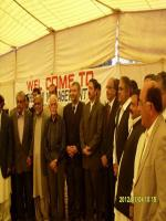Sheikh Fayyaz Ud Din Group Photo
