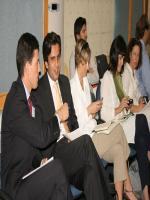 Makhdum Khusro Bakhtyar in Youth Parliament