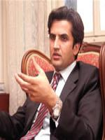 Makhdum Khusro Bakhtyar HD wallpaper