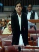 Nauman Islam Shaikh in assembly