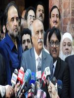 Syed Khursheed Ahmed Shah answer to Media