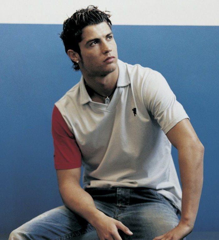 cristiano ronaldo clothing style