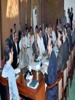 Mir Aamir Ali Khan Magsi Election 2013