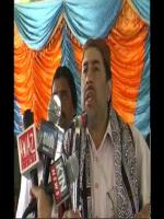 Mir Aamir Ali Khan Magsi Addressing