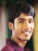 Dhanush Happy sceen