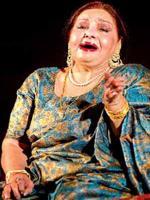 Farida Khanum Singer