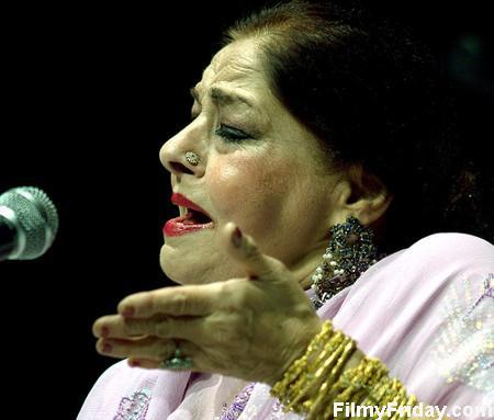 Farida Khanum live Performance